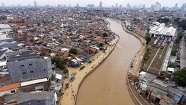 PUPR Tagih Janji DKI soal Pembebasan Lahan Pelebaran Sungai