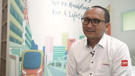 VIDEO: LRT Jakarta Bakal Tersambung dengan MRT dan KA Bandara