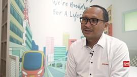 VIDEO: Jakpro Akui Proyek Infrastruktur Pemda DKI Minim Cuan