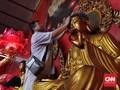 Semarang Kembali Menggelar Pasar Imlek Semawis