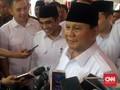 Prabowo Akui Kegalakannya Berkurang Saat Ini