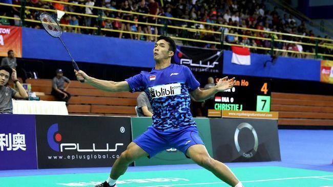 Tumbangnya Jonatan Christie dari Kento Momota di babak perempat final, Jumat (16/11), perpanjang rapor buruk tunggal putra Indonesia di turnamen Hong Kong Open.