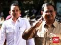Di HUT ke-10 Gerindra, Kader Serukan Prabowo Presiden