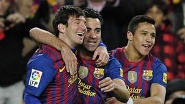 Xavi Desak Barcelona Bahagiakan Messi