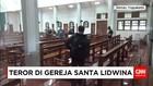 Serangan Teror Terhadap Jemaah Gereja di Sleman Lukai 5 Orang