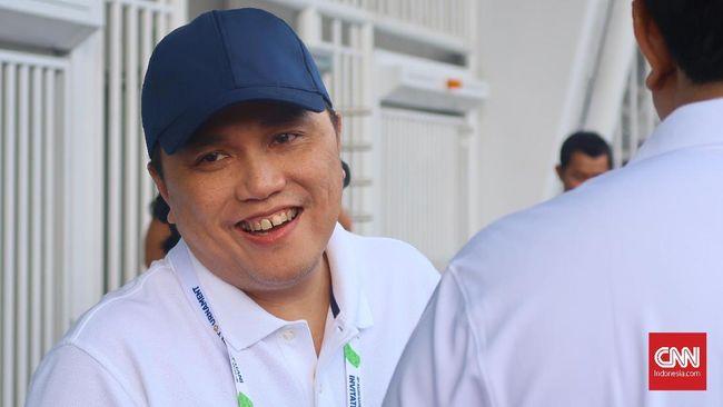 Erick Thohir Bandingkan Tiket Asian Games Dan Konser Syahrini