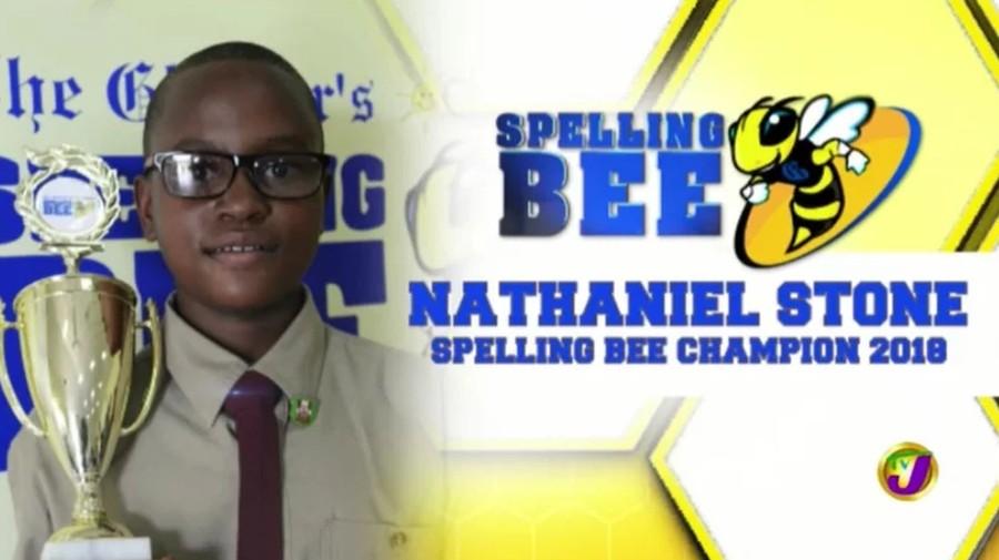 Keren! Bocah 11 Tahun Ini Ikut Kompetisi Spelling Bee Bergengsi di AS