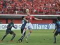 Babak Pertama: Bali United Tertinggal 0-1 dari Global Cebu