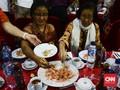 Tok Panjang, Tradisi Makan Malam Kebersamaan Jelang Imlek
