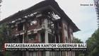 Pascakebakaran Kantor Gubernur Bali