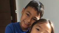 <p>Manisnya Diego dan Sabrina. (Foto: Instagram/liodiegosabrina)</p>