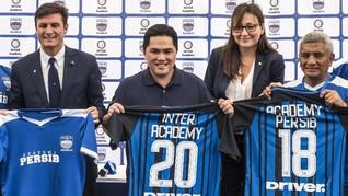 Erick Thohir: Forza Inter!