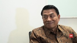 VIDEO: 'Jenderal' Moeldoko Ungkap Asal Muasal Ide Bus Listrik
