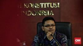 MK Tetap Sidangkan Sengketa Suara Berkarya vs Gerindra
