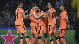 FOTO: Pesta Gol Liverpool di Markas Porto