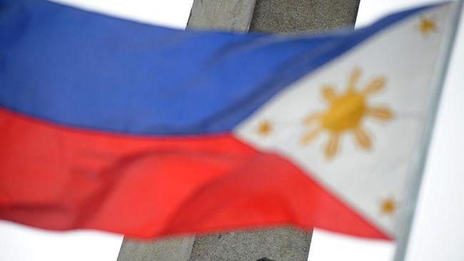 Pertumbuhan ekonomi Filipina menyusut 9,5 persen pada 2020. Itu merupakan yang terburuk sejak 1946 lalu.