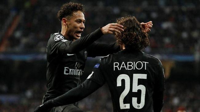 Neymar dikabarkan akan meninggalkan Paris Saint-Germain musim depan setelah klub asal Perancis itu disingkirkan Real Madrid di Liga Champions.