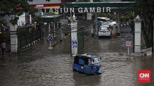 Anies Sebut Tantangan Terbesar Jakarta Bukan Banjir dan Macet