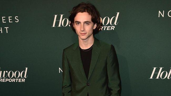 Felix van Groeningen menyatakan ia menguatirkan kondisi Timothee Chamalet selaku pemeran utama film 'Beautiful Boy' yang bercerita tentang kecanduan narkoba.