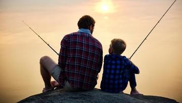 Duh, Risiko Kematian Pria Lebih Tinggi Saat Jadi Ayah Tunggal