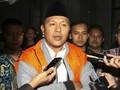 Cagub Lampung Mustafa Pakai Uang Suap Santuni Anak Yatim