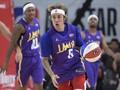 FOTO: Aksi Para Pesohor AS dalam NBA AllStar