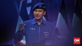 AHY Puji Semua Presiden, dari Jokowi hingga Sukarno