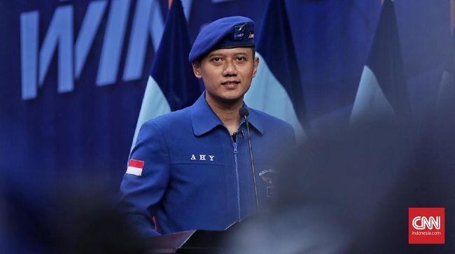 Ketua Umum Partai Demokrat Agus Harimurti Yudhoyono (AHY) menanggap Kongres Luar Biasa tidak memiliki dasar hukum.