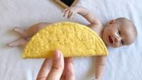 <p>Nah, yang ini memanfaatkan taco. Keren juga ya? (Foto: Instagram Jennifer Atkinson)</p>