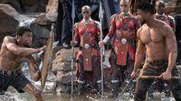 Marvel Rayakan 'black Panther' Masuk 7 Nominasi Oscar