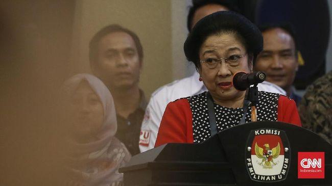 Pertemuan Megawati, Ketua Umum PDIP dengan Ketum Golkar Airlangga diperkirakan membahas Pilkada, Pemilu, dan bakal cawapres pendamping Jokowi.