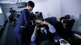 Berwisata dalam Pesawat yang Tak Pernah Lepas Landas
