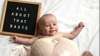 <p>Jadi ini pura-puranya ayam berkepala bayi, he-he-he. Gimana, Bun, terinspirasi untuk melakukan hal yang sama? (Foto: Instagram Jennifer Atkinson)</p>