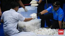 Bukan Taiwan dan China, Sindikat Narkoba Anyar dari Myanmar