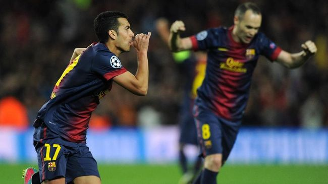 Mantan pemain Barcelona yang kini membela Chelsea, Pedro, mengenang pertikaian dengan Cristiano Ronaldo di El Clasico.