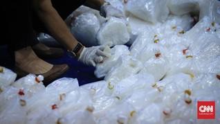 Polisi Terduga Bandar Narkoba di Bali Dinonaktifkan