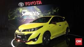 Gambar Paten 'Facelift' Toyota Yaris Bocor di Internet