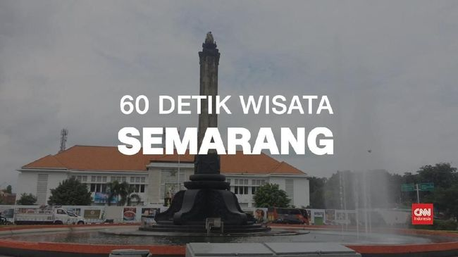VIDEO: 60 Detik Wisata Semarang