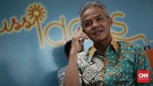 Ganjar Pranowo Bantah Solo Zona Hitam Corona