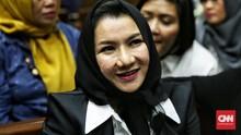 Rita Ungkap Pertemuan Azis Syamsuddin-Robin Eks KPK di Lapas
