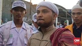 PA 212: Massa di Sidang Vonis Rizieq Adalah Gerakan Rakyat