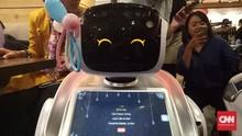 Mobil Robot Pengantar Pizza Mulai Berkeliaran di AS