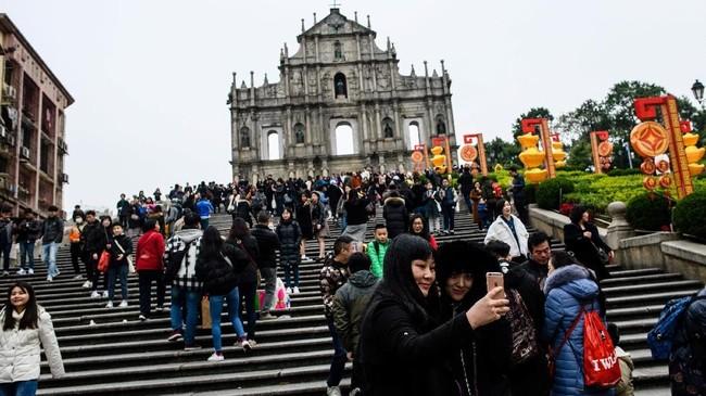 8 Hal Menarik tentang Makau, Kota Judi Terbesar di Asia