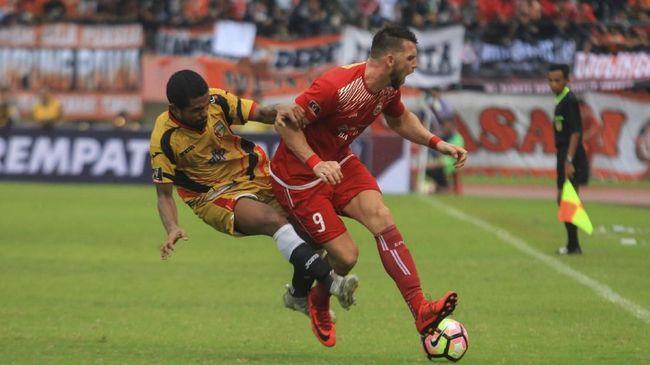 Sejumlah enam fakta menarik tersaji jelang pertandingan penentuan juara Liga 1 2018 antara Persija Jakarta melawan Mitra Kukar.