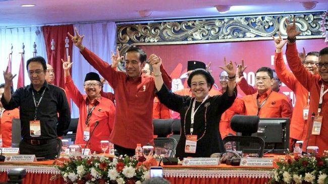 Ketua Umum PDIP Megawati Soekarnoputri telah menunjuk Joko Widodo sebagai calon presiden. Jokowi kini tinggal mencari siapa calon pendampingnya di Pilpres 2019.