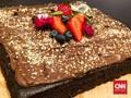 Resep Cake Lembut Greek Yogurt Chocolate Coffee