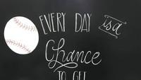 <p>Senggaknya dengan kalimat motivasi di pintu kamar mandi murid-murid bisa lebih semangat dan menemukan harapan baru. (Foto: Facebook/ Mary Moose Elementary)</p>