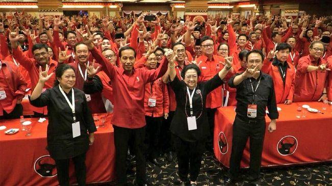 Puan mengatakan keputusan akhir soal calon wakil Jokowi berada di tangan Megawati Soekarnoputri dan akan diumumkan pada momentum yang tepat.