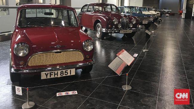 Terkenal dengan industri otomotifnya, Jepang punya Museum Toyota yang berisi mobil-mobil klasik. Di prefektur lain, ada pula museum seni kontemporer.