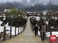 Sebagian Objek Wisata di Jepang Mulai Membatasi Wisatawan
